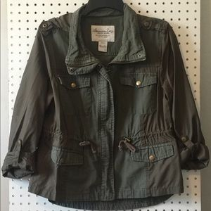 American Rag military style jacket
